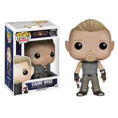 From the Jupiter Ascending film by the Wachowskis comes this Funko Pop! Vinyl figure of Caine Wise, who is sent on an interplanetary mission to track down Jupiter Jones (played by Mila Kunis). Caine must help Jupiter fulfill her preordained destiny - an inheritance that will have far reaching implications for the Earth. This chibi style replica of actor Channing Tatum in his role as Caine Wise stands about 3 3/4-inches tall and is packaged in a collectible window display box. #nesteduniverse