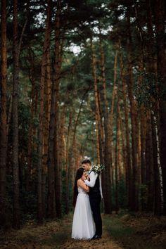 #Poland #forest #weddingday #wedding #love #couple #couplegoals #wife #husband #weddingdress #whitedress #married #family Couple Goals, Poland, Wedding Day, White Dress, Husband, Couples, Wedding Dresses, Life, Fashion