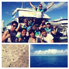 Great Barrier Reef in Cairns  2年半ぶりのスキューバ めっちゃニモの世界素敵すぎた! #Scubadiving #awesome #GreatBarrierReef #Cairns by nar1_5h1 http://ift.tt/1UokkV2