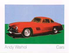 #mercedes-benz #andy warhol