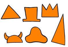 hoeden oranje