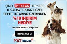 Kedi ile Köpek Mamaları ve Oyuncakları - Pet İhtiyaç http://www.petihtiyac.com/
