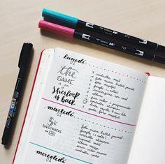 16 Consejos que te harán sacarle provecho a tu 2017 con solo un lápiz y cuaderno