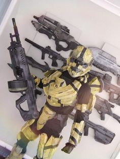Become a member of the Halo community. Halo Cosplay, Epic Cosplay, Epic Costumes, Cosplay Costumes, Character Concept, Character Design, Xbox, Halo Armor, Halo Game