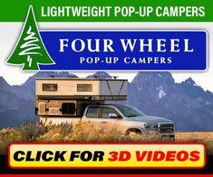 Maintaining Camper Seals - Truck Camper Magazine Short Bed Truck Camper, Best Truck Camper, Pop Up Truck Campers, Pickup Camper, Truck Camping, Truck Bed, Camper Trailers, Camper Storage, Seat Storage
