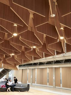 Melbourne School of Design at The University of Melbourne, designed by John Wardle and NADAAA. Photo – Eve Wilson for thedesignfiles.net