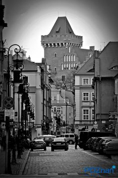 [fot. R. Dolicher] European Football, Higher Education, Climate Change, Poland, Mansions, Street, House Styles, City, Places