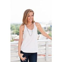 Paige Tank in multiple colors & sizes $35 Made in the USA wash & wear