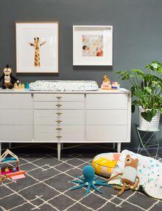 oh joy / 3 ways to style a vintage dresser