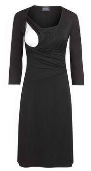 7572074482186 Little black nursing dress - Milk Nursingwear Nursing Dress, Nursing Clothes,  Breastfeeding, Crossover