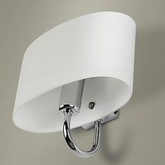 Mini perete lumina, 1 lumina, Creative Cream alb de fier – USD $ 59.99