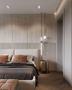 87 extraordinary and inspiring home bedroom interior design for decoration 72 Luxury Bedroom Design, Master Bedroom Interior, Modern Interior Design, Home Bedroom, Bedroom Decor, Bedroom Ideas, Modern Luxury Bedroom, Interior Paint, Lighting In Bedroom