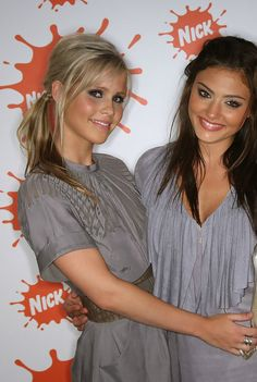"Phoebe Tonkin & Claire Holt -- Has been bestfriends since acting on ""H2O: Just Add Water"" TV Show 2006"