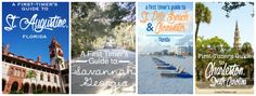 A First-Timer's Guide to St. Augustine, Florida: Where to Visit, Eat, Shop, and Sleep