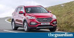 Hyundai Santa Fe: car review | Martin Love