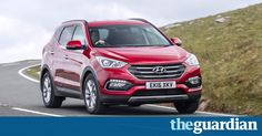Hyundai Santa Fe: car review | Martin Love
