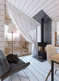 House Plans Rustic Loft 23 Ideas - New Ideas Style At Home, Rustic Loft, Bedroom Rustic, Rustic Decor, Bedroom Decor, Interior Architecture, Interior Design, Cabins And Cottages, Log Cabins