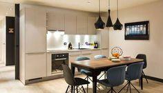 réalisations : Restructuration d'un appartement à Boulogne Billancourt, Boulogne Billancourt, Anne Catherine Pierrey