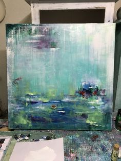 Tolles bild (diy abstract art) #abstractart #OilPaintingAbstract