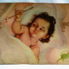 Sleeping ( Beauty ) Krishna Jai Shree Krishna Jai Shree Bal Gopala
