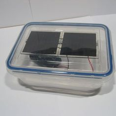 $4 Solar Battery Charger