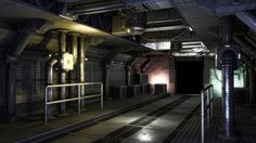 The Foundry Community :: Forums :: Game-Ready Sci-Fi Corridor