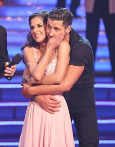 'General Hospital' actress Kelly Monaco and her partner Valentin Chmerkovskiy received out of 30 points from the judges for their Freestyle on 'Dancing With The Stars: All-Stars' on Monday, Nov. Maks And Val Chmerkovskiy, Celebrity Gossip, Celebrity News, Melissa Rycroft, Billy Miller, Kelly Monaco, Cheryl Ladd, Most Beautiful People, Beautiful Women