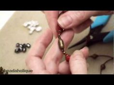 How to Use a Crimp Bead Cover - YouTube