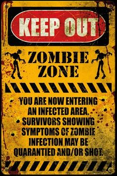 zombie zone - Google Search