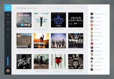 Potential Dscussion Sidebar Design Interaktives Design, Design System, Smart Design, Design Trends, Tablet Ui, Ui Design Inspiration, Ui Web, Application Design, Dashboard Design