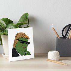 Smug Trump Pepe Deal With It