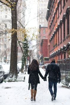 Nyc Engagement Fotografie - Somewhere - Winter Photography, Couple Photography, Engagement Photography, Photography Poses, Wedding Photography, Winter Engagement Photos, Engagement Shoots, Nyc Photographers, Winter Photos