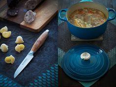 receta de sopa mezclada en cocotte