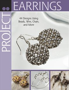 Project: Earrings from Bead magazine