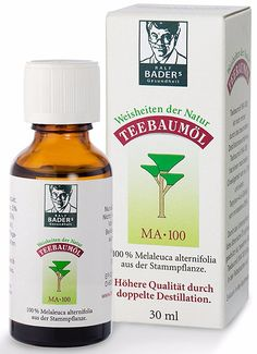 "Tea Tree Oil - Un piccolo ""miracolo"" naturale"