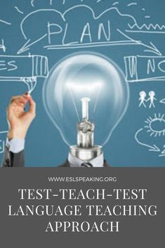 Find out all the details you need to know about the test teach test approach (TTT) for language teaching and learning. Try it out today. #test #ttt #approach #teaching #education #tefl #tesol #tesl #elt #efl #language #languages #teacher Teaching English Grammar, Teaching English Online, Grammar And Vocabulary, Irregular Past Tense Verbs, Teach English To Kids, Esl Lesson Plans, Teacher Resources, Teaching Ideas, Good Sentences