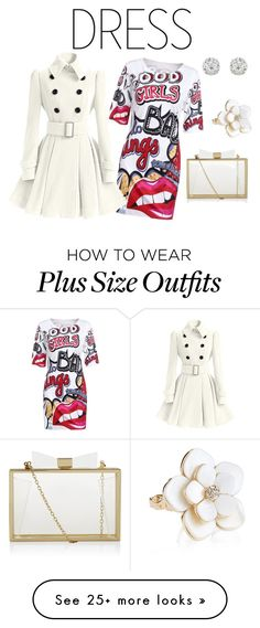 """Rosegal dress+Accessorize"" by atenaide86 on Polyvore featuring Accessorize"