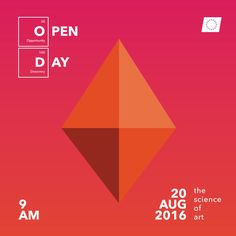 OWI Open Day 2016 Open Window, Discovery, Campaign, Calm, Science, Movie Posters, Film Poster, Billboard, Film Posters