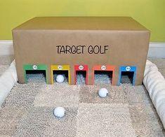 diy golf game