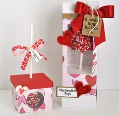 Cake pop boxes by reaster