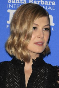 """DZ-approved: """"I think the soft waves are extraordinary.""""  I love the deep neutral blonde, too."""