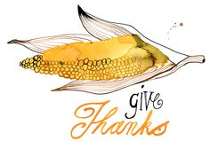 "Margaret Berg : fall / halloween: ""Give Thanks"" Corn"