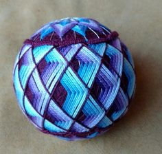 1000+ images about Temari on Pinterest | Temari Patterns, Asia and ...