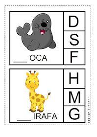 Educação infantil facil: JOGO DA LETRA INICIAL First Grade, Professor, Homeschool, Cards, Fictional Characters, Kids Learning Activities, Letter Matching Game, Kids Education, School Supplies