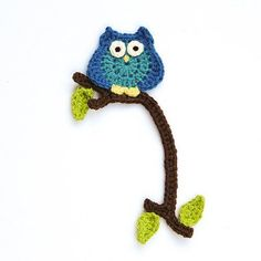 Little Owl Bookmark