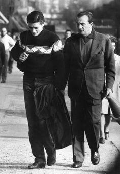 Alain Delon, Luchino Visconti Rocco e i suoi fratelli