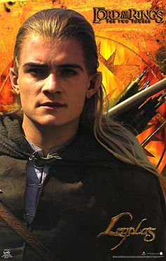 The Lord of the Rings: The Two Towers - Legolas poster Lotr Legolas, Aragorn And Arwen, Tauriel, Thranduil, Fellowship Of The Ring, Lord Of The Rings, The Two Towers, Pictures Online, Orlando Bloom