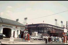 Ebbets Field, Brooklyn.