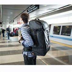 Large Travel Backpack With Wheels Crazy Backpacks