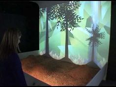"Cadbury's world of interactive games (particularly the ""chocolate floor"" which uses 8 shockwave pressure sensors)"